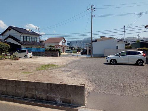 白枝町分譲地 南側 Bt601